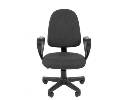 Офисное кресло Стандарт Престиж Россия ткань С-3 черный (7033364)