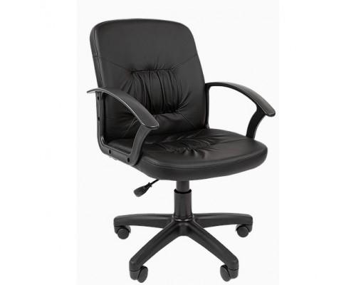 Офисное кресло Стандарт СТ-51 Россия экокожа черн. (7033360)