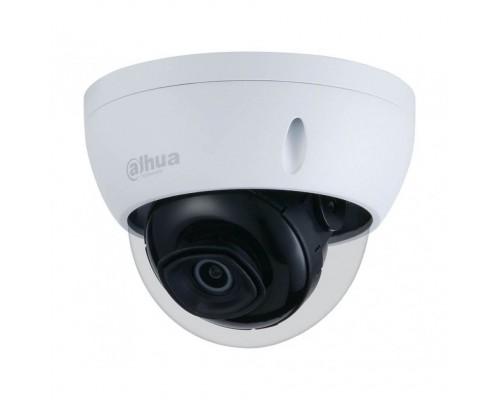 "DAHUA DH-IPC-HDBW3441EP-AS-0280B Видеокамера IP уличная купольная 4Мп 1/3"" CMOS,ICR,WDR(120дБ),чувствительность 0.005 лк @F1.6 сжатие: H.265+/H.265/H.264+/H.264/H.264B/H.264H/MJPEG,3 потока."