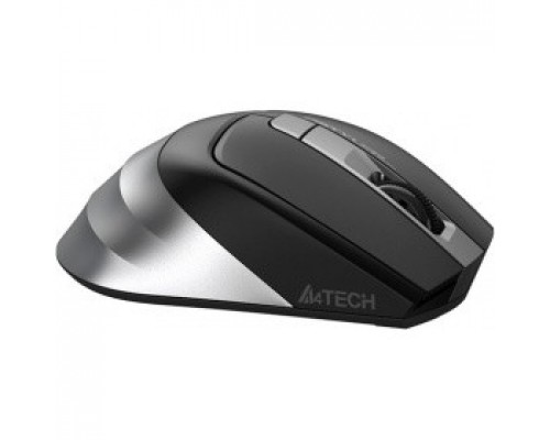 A-4Tech Мышь Fstyler FG35 grey/black optical (2000dpi) cordless USB (6but) 1192130