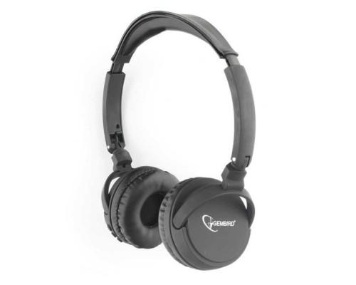 Gembird BHS-100, складная, Bluetooth v.5.0