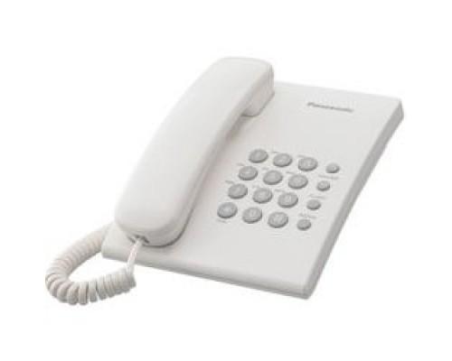 Panasonic KX-TS2350RUW (белый) повтор номера, регул-ка громкости, кр.на стену