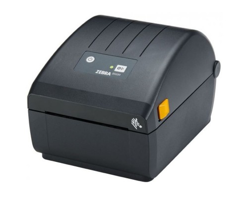 ZD220d-термо ZD22042-D0EG00EZ Direct Thermal Printer ZD220; Standard EZPL, 203 dpi, EU and UK Power Cords, USB