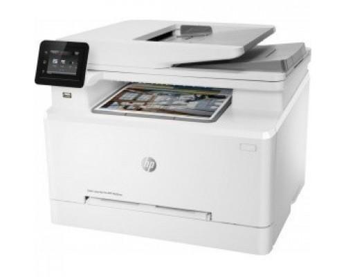 HP Color LaserJet Pro M282nw (7KW72A) A4, 21стр/мин, 1200х1200 dpi, 256Mb, USB / LAN / WiFi)
