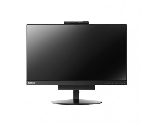 LCD Lenovo 27 ThinkVision Tiny-in-One черный IPS 2560x1440 6ms 60Hz webcam 1000:1 350cd 178/178 HDMI DisplayPort 2xUSB3.1 2x2W 10YFRAT1EU