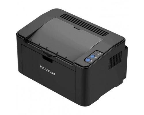 P2500NW Принтер лазерный, монохромный, A4, 22стр/мин, 1200x1200 dpi, 128MB RAM, лоток 150 листов, USB, RJ45, Wi-Fi, черный корпус