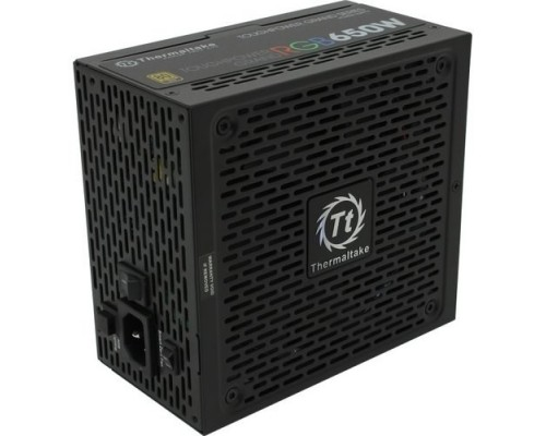 Thermaltake ATX 650W Toughpower Grand RGB Sync 80+ gold (24+4+4pin) APFC 140mm fan color LED 9xSATA Cab Manag RTL PS-TPG-0650FPCGEU-S