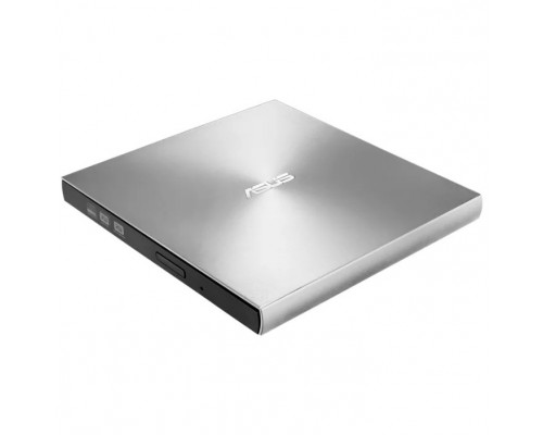 Asus SDRW-08U9M-U/SIL/G/AS серебристый USB slim ultra slim M-Disk Mac внешний RTL
