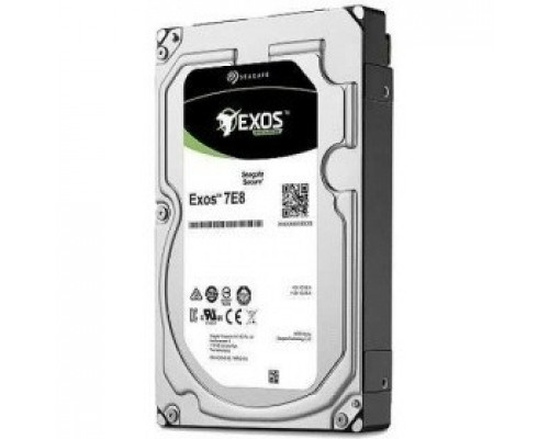 1TB Seagate Exos 7E8 HDD (ST1000NM000A) SATA 6Gb/s, 7200 rpm, 256mb buffer, 3.5