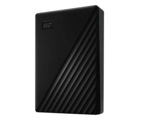 WD My Passport WDBPKJ0040BBK-WESN 4TB 2,5 USB 3.0 black
