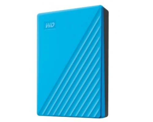 WD My Passport WDBPKJ0040BBL-WESN 4TB 2,5 USB 3.0 blue
