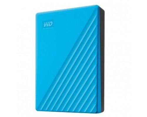 WD My Passport WDBYVG0020BBL-WESN 2TB 2,5 USB 3.0 blue