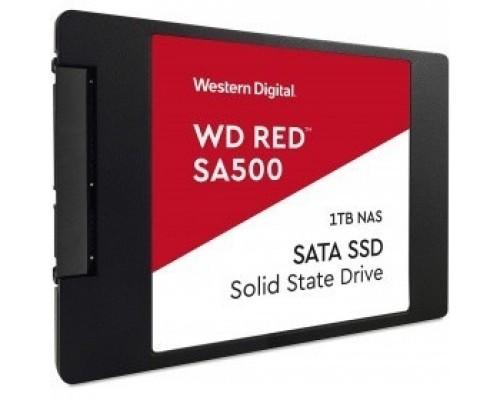 WD SAS SSD 1Tb SA500 WDS100T1R0A