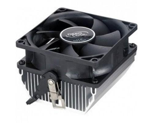 Cooler Deepcool CK-AM209 V2 Soc-FM2+/AM2+/AM3+/AM4/ 3-pin 22dB Al 65W 224gr Ret