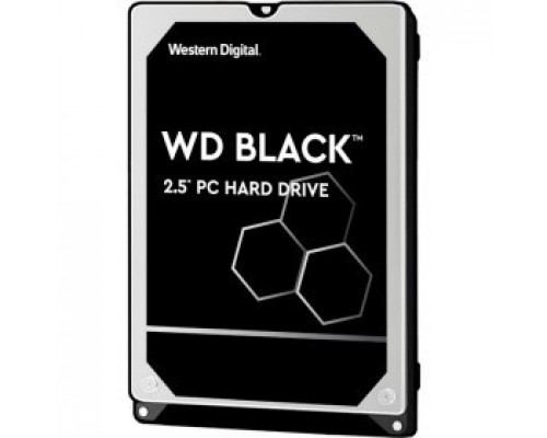 1TB WD Black (WD10SPSX) SATA 6Gb/s, 7200 rpm, 64Mb buffer