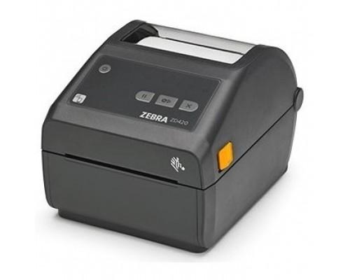 Zebra TDT Принтер ZD420; ZD42042-D0EE00EZ 203 dpi, USB, USB Host, BTLE, Ethernet