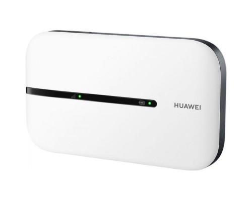 HUAWEI 51071RWY E5576-320 Модем 3G/4G Wi-Fi Firewall +Router внешний белый