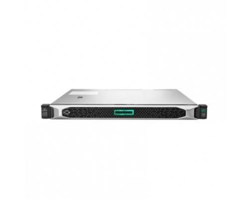 HPE Proliant DL160 Gen10 1(up2)x 4208 Xeon-S 8C 2.1GHz, 1x16GB-R DDR4, S100i/ZM (RAID 0,1,5,10) noHDD (8 SFF 2.5 HP) 1x500W (up2), 2x1Gb/s, noDVD, iLO5, Rack1U, 3-3-3 (P19560-B21)