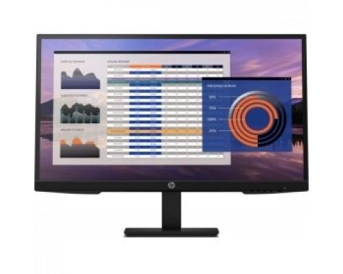 LCD HP 27 P27h G4 IPS 1920x1080 250cd 1000:1 5ms D-Sub HDMI DisplayPort Black 7VH95AA