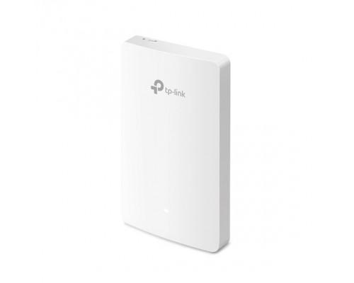 TP-Link EAP235-Wall Omada AC1200 Встраиваемая в стену гигабитная точка доступа Wi?Fi с MU-MIMO