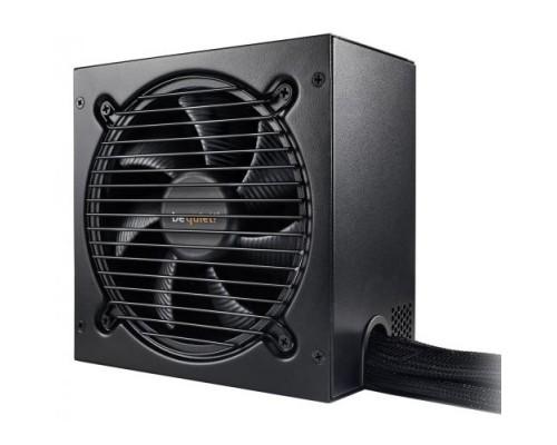 BeQuiet! PURE POWER 11 600W / ATX 2.4, active PFC, 80 PLUS Gold, 120mm fan, non-modular / BN294
