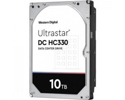 10Tb WD Ultrastar DC HC330 SATA-III 12Gb/s, 7200 rpm, 256mb buffer, 3.5 0B42266