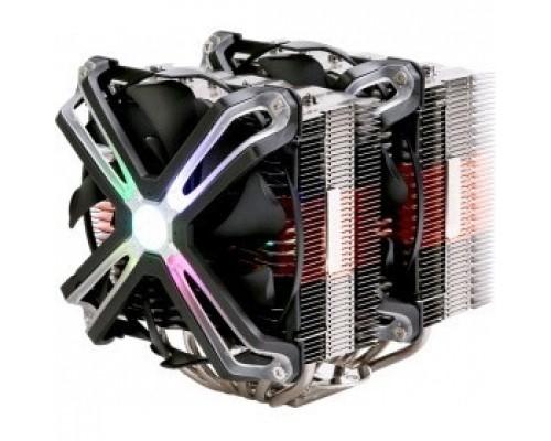 Cooler Zalman CNPS20X Soc-FM2+/AM2+/AM3+/AM4/1150/1151/1155/2011/ 4-pin 17-29dB Al+Cu 300W 1300gr LED Ret