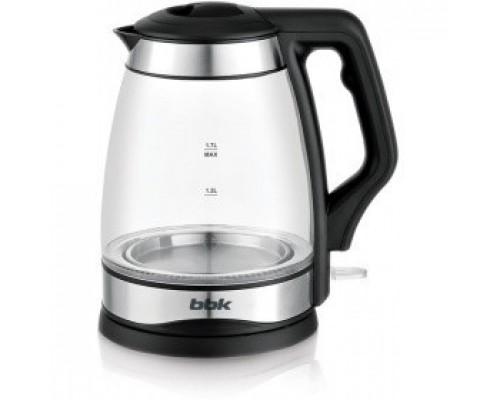 BBK EK1728G (B) Чайник электрический черный