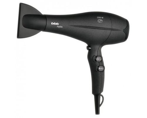 BBK BHD3227i (B) Фен для волос, чёрный