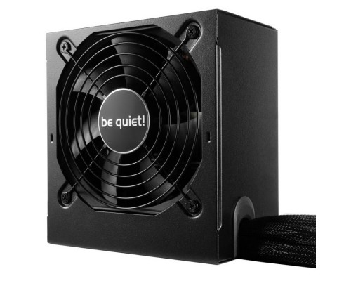 be quiet! SYSTEM POWER 9 600W / ATX 2.4, active PFC, 80 PLUS Bronze, 120mm fan / BN247