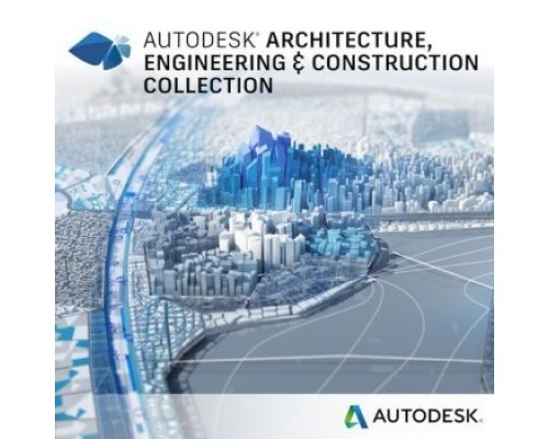 02HI1-WW7891-T834 Architecture Engineering & Construction Collection IC Commercial New Single-user ELD 3-Year Subscription Велесстрой (1 шт.)