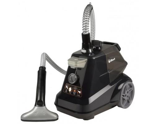 Bort Отпариватель для одежды Comfort + (Black Edition) Мощность 2350 Вт; 1 бар; подача пара 70 г/мин; 105 °С; Емкость бачка 3 мл; 93411294