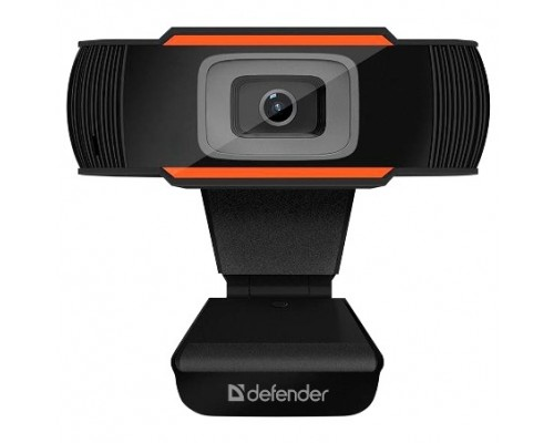 Web-камера Defender G-lens 2579 HD720p, 2МП, микрофон 63179