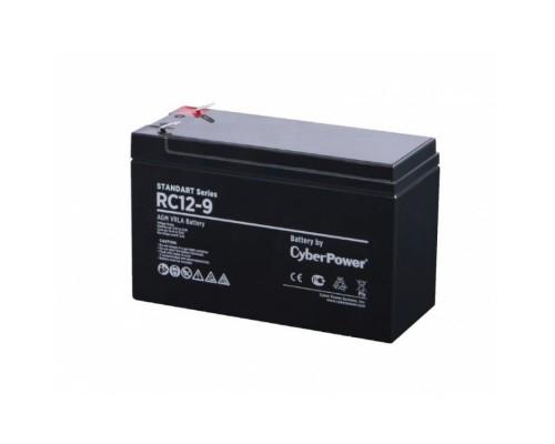 CyberPower Аккумулятор RC 12-9 12V/9Ah