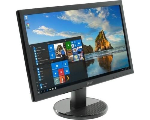LCD Acer 19.5 K202HQLAb черный TN 1366x768 16:9 200cd 5ms D-Sub