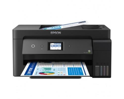 Epson L14150 (C11CH96404) A3, ADF, duplex, 17 стр./мин., Ethernet, Wi-Fi