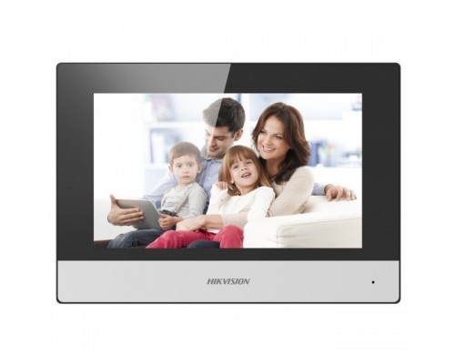 HIKVISION DS-KH6320-WTE1 Монитор LCD 7 IP БЕЛЫЙ
