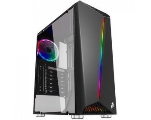 1STPLAYER R3-1R1 RAINBOW R3 / ATX, tempered glass side panel / 1x 120mm LED fan inc. / R3-1R1