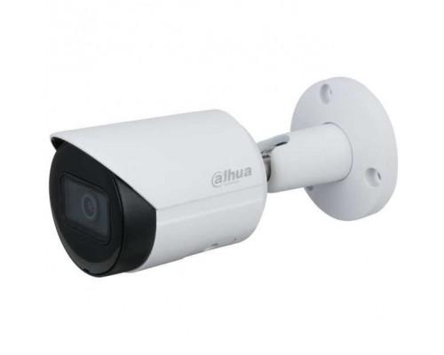 DAHUA DH-IPC-HFW2431SP-S-0360B Видеокамера IP Уличная цилиндрическая 4 Мп 1/3 CMOS, f=2,7-13,5мм, H.265+/H.265/H.264+/H.264, 0.03лк/F1.4(цвет, 1/3с), ИК:60м, WDR, ONVIF, MicroSD