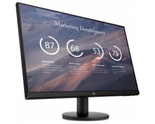 LCD HP 27 P27v G4 IPS 1920x1080 16:9 300cd 1000:1 5ms 178/178 D-Sub HDMI 9TT20AA#ABB