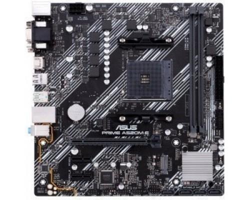 Asus PRIME A520M-E RTL Soc-AM4 AMD A520 2xDDR4 mATX AC`97 8ch(7.1) GbLAN RAID+VGA+DVI+HDMI