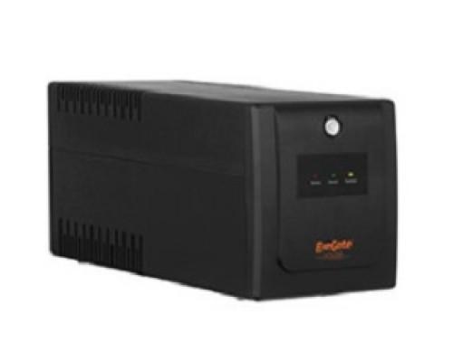 Exegate EP285496RUS ExeGate SpecialPro UNB-1500.LED.AVR.C13.RJ.USB <1500VA/950W, LED, AVR, 6*IEC-C13, RJ45/11, USB, Black>