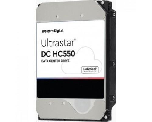 16TB WD Ultrastar DC HC550 SAS 12Gb/s, 7200 rpm, 512mb buffer, 3.5 0F38357/WUH721816AL5204