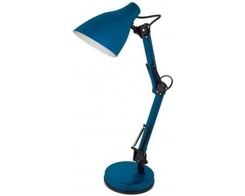 Camelion KD-331 C06 синий (Светильник настольный, 230V, 40W, E27)