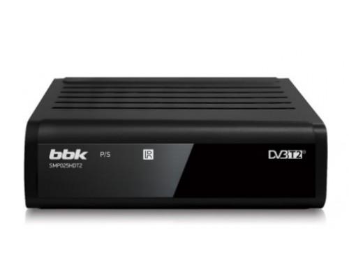 BBK SMP025HDT2 черный