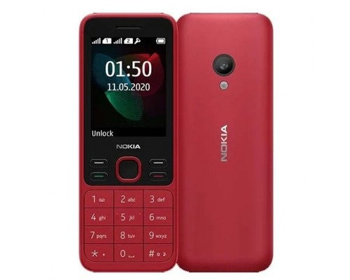 NOKIA 150 DS Red (2020) 16GMNR01A02