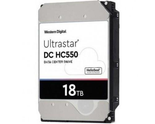18Tb WD Ultrastar DC HC550 SATA 6Gb/s, 7200 rpm, 512mb buffer, 3.5 0F38459/WUH721818ALE6L4