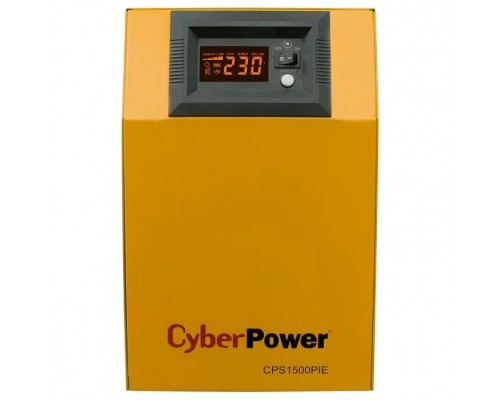 CyberPower Инвертор CPS 1500 PIE CPS1500PIE (1000 Va. 24 V)