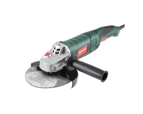 Hammer Flex USM1350D Угловая шлифовальная машина 569057 1350Вт 10000об/мин 150мм