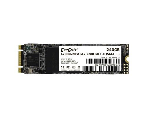 ExeGate SSD M.2 240GB Next Series EX280469RUS